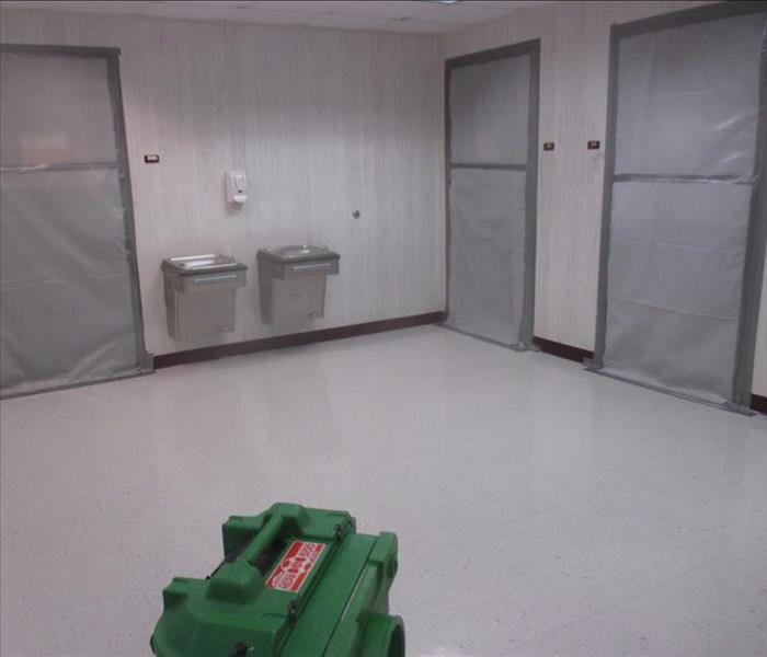 Mold Cleaning in Mission, Texas.