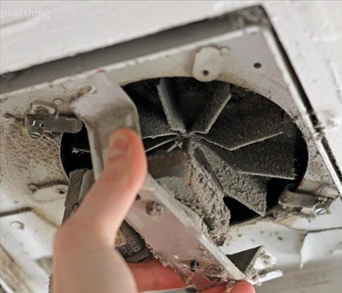 Mold Remediation Benefits of a Clean Bathroom Exhaust Fan