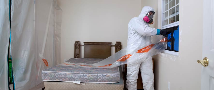 McAllen, TX biohazard cleaning